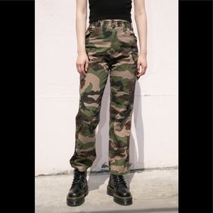 RNdy Melville Ariana camo worker pants